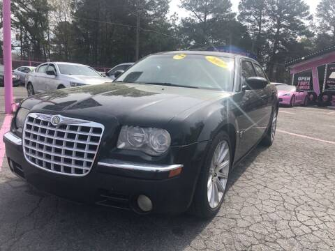 2007 Chrysler 300 for sale at Fast and Friendly Auto Sales LLC in Decatur GA