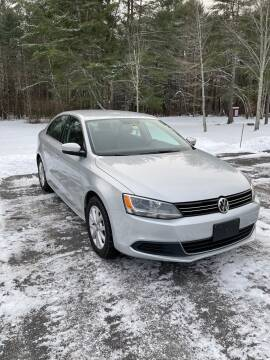 2013 Volkswagen Jetta for sale at Essex Motorsport, LLC in Essex Junction VT