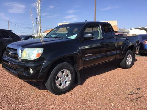 2006 Toyota Tacoma for sale at SPEND-LESS AUTO in Kingman AZ