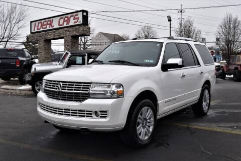 2013 Lincoln Navigator for sale at I-DEAL CARS in Camp Hill PA