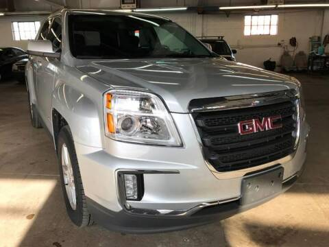 2016 GMC Terrain for sale at John Warne Motors in Canonsburg PA