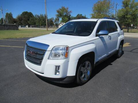 2013 GMC Terrain for sale at Just Drive Auto in Springdale AR