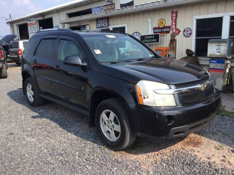 2008 Chevrolet Equinox for sale at Troys Auto Sales in Dornsife PA