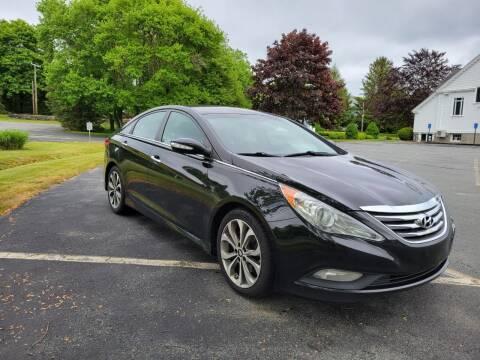 2014 Hyundai Sonata for sale at iDrive in New Bedford MA