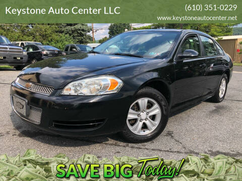 2014 Chevrolet Impala Limited for sale at Keystone Auto Center LLC in Allentown PA