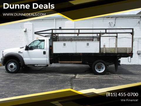 2005 Ford F-450 Super Duty for sale at Dunne Deals in Crystal Lake IL