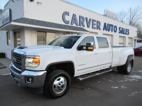 2019 GMC Sierra 3500HD for sale at Carver Auto Sales in Saint Paul MN
