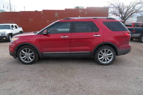 2012 Ford Explorer for sale at Paris Fisher Auto Sales Inc. in Chadron NE