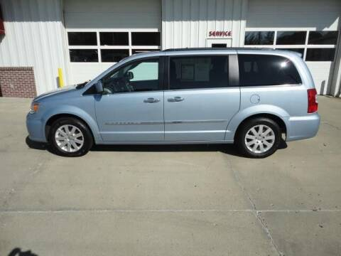 2016 Chrysler Town and Country for sale at Quality Motors Inc in Vermillion SD