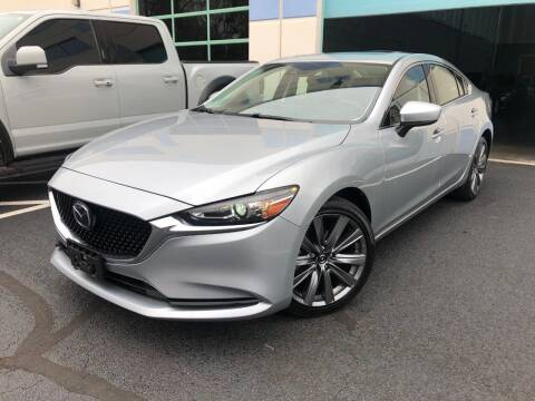 2018 Mazda MAZDA6 for sale at Best Auto Group in Chantilly VA