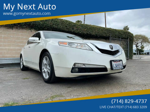 2009 Acura TL for sale at My Next Auto in Anaheim CA
