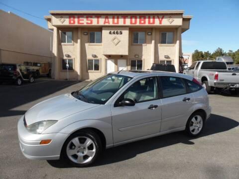 2003 Ford Focus for sale at Best Auto Buy in Las Vegas NV