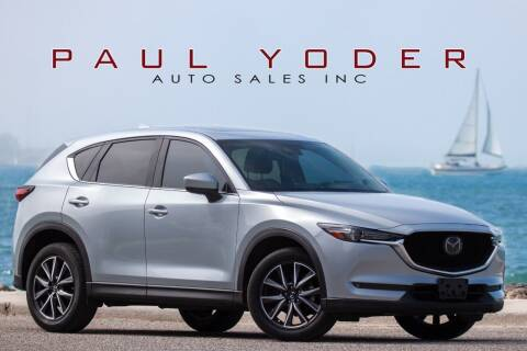 2018 Mazda CX-5 for sale at PAUL YODER AUTO SALES INC in Sarasota FL