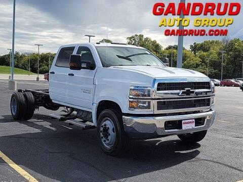 2021 Chevrolet Silverado MD for sale at GANDRUD CHEVROLET in Green Bay WI