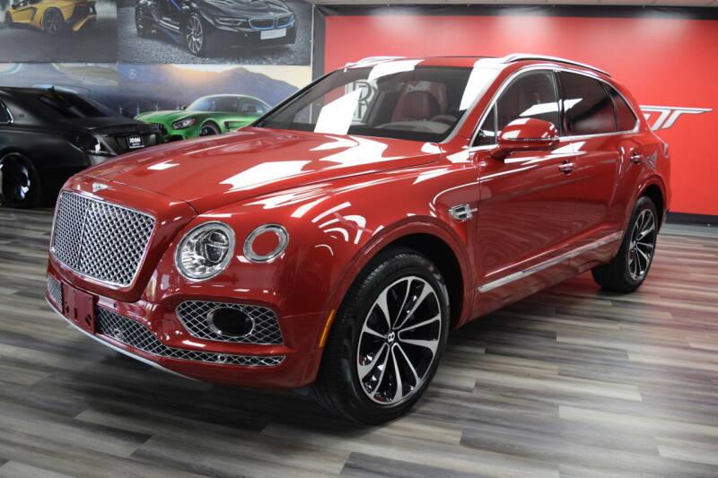 2017 Bentley Bentayga for sale in Houston, TX