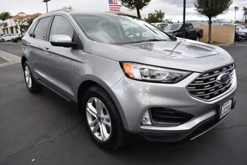 2020 Ford Edge for sale at DIAMOND VALLEY HONDA in Hemet CA