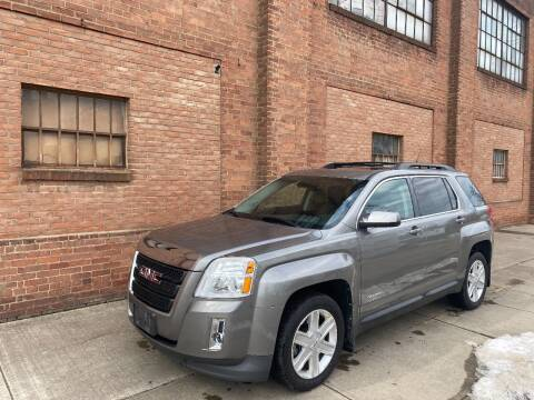 2012 GMC Terrain for sale at Domestic Travels Auto Sales in Cleveland OH