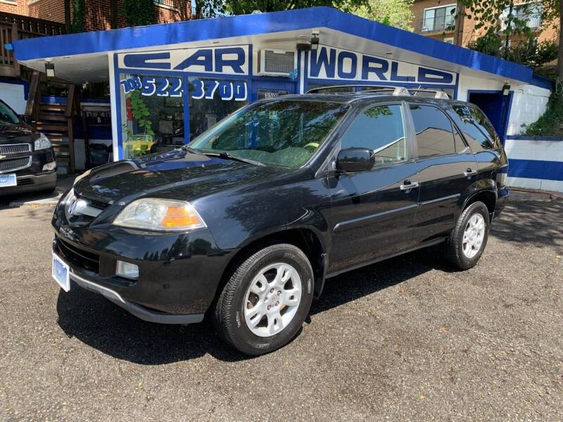 2004 Acura MDX for sale at Car World Inc in Arlington VA