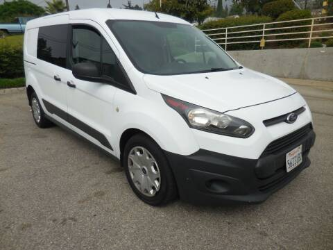 2016 Ford Transit Connect Cargo for sale at ARAX AUTO SALES in Tujunga CA