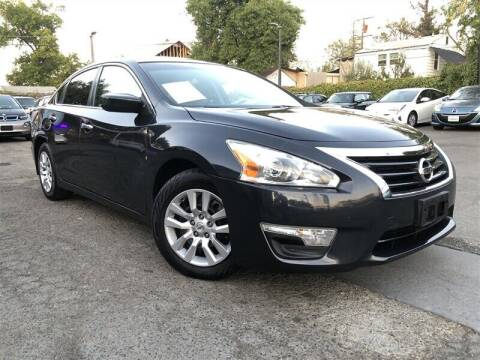 2014 Nissan Altima for sale at Stunning Auto in Sacramento CA