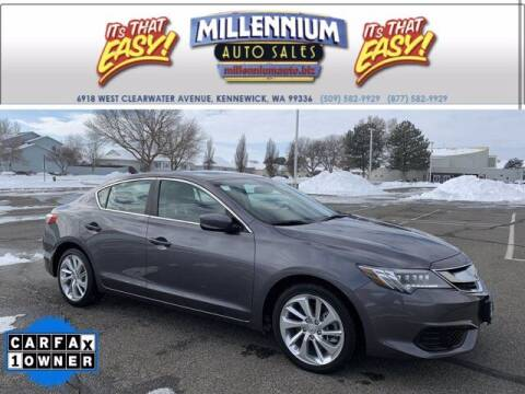 2018 Acura ILX for sale at Millennium Auto Sales in Kennewick WA