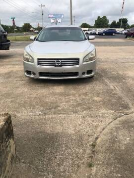 2010 Nissan Maxima for sale at Potter Motors Conway in Conway AR