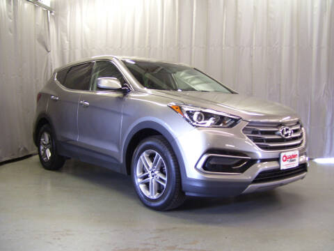 2017 Hyundai Santa Fe Sport for sale at QUADEN MOTORS INC in Nashotah WI