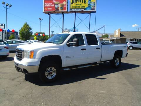 2007 GMC Sierra 2500HD for sale at Smart Buy Auto Sales in Ogden UT