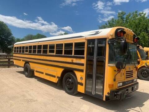 2004 Blue Bird All American for sale at Western Mountain Bus & Auto Sales - Buses & Service in Nampa ID