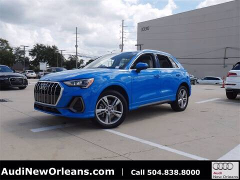 2020 Audi Q3 for sale at Metairie Preowned Superstore in Metairie LA
