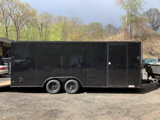 2020 Diamond Cargo 8.5 X 20 TA - 3500LB for sale at Kimp Enterprises LLC in Waterbury CT
