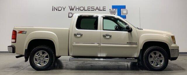 2011 GMC Sierra 1500 for sale at Indy Wholesale Direct in Carmel IN