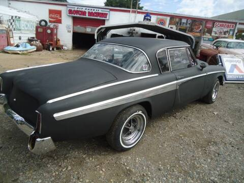 1955 Studebaker Hawk for sale at Marshall Motors Classics in Jackson Michigan MI