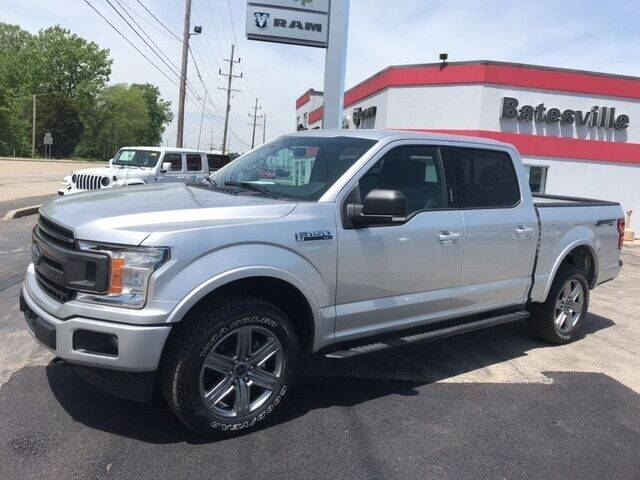 2019 Ford F-150 for sale in Batesville, IN