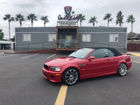 2001 BMW M3 for sale at Barrett Auto Gallery in San Juan TX
