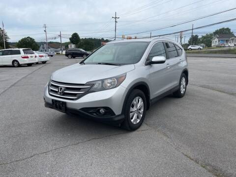 2012 Honda CR-V for sale at Carl's Auto Incorporated in Blountville TN