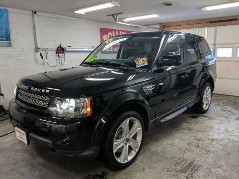 2012 Land Rover Range Rover Sport for sale at BOLLING'S AUTO in Bristol TN