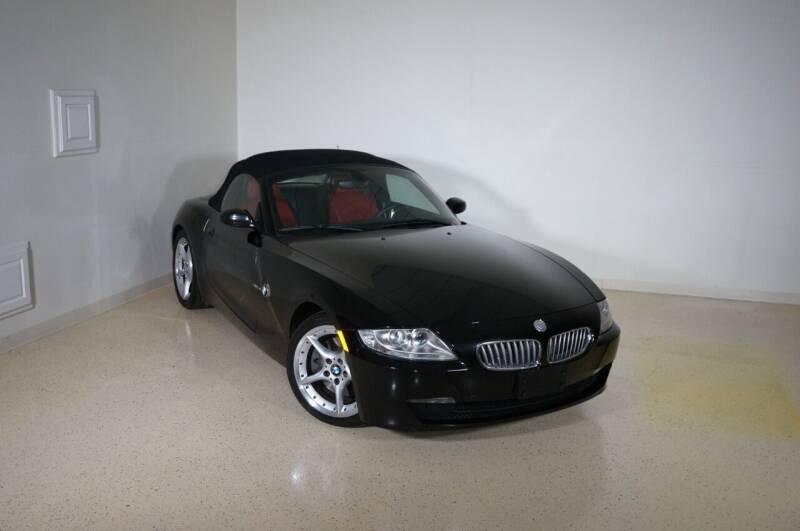 2006 BMW Z4 for sale at TopGear Motorcars in Grand Prairie TX