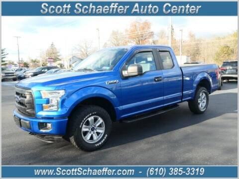 2015 Ford F-150 for sale at Scott Schaeffer Auto Center in Birdsboro PA