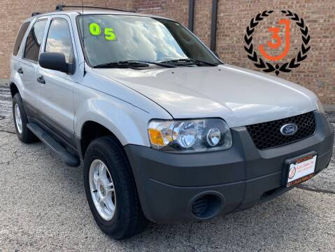 2005 Ford Escape for sale at 3 J Auto Sales Inc in Arlington Heights IL