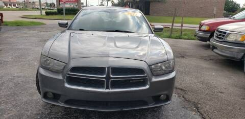 2011 Dodge Charger for sale at Anthony's Auto Sales of Texas, LLC in La Porte TX