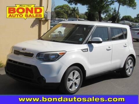 2015 Kia Soul for sale at Bond Auto Sales in St Petersburg FL