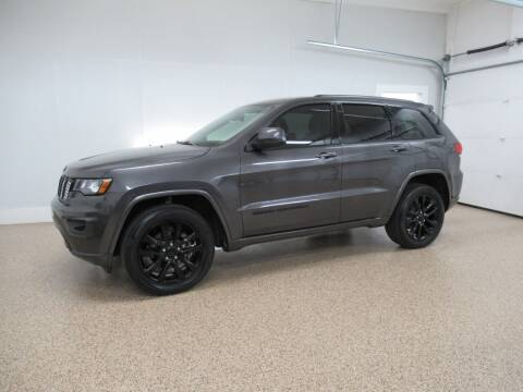 2018 Jeep Grand Cherokee for sale at HTS Auto Sales in Hudsonville MI