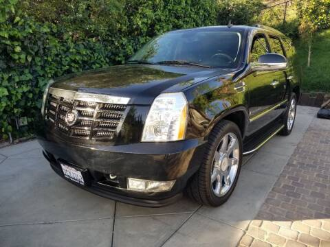 2009 Cadillac Escalade for sale at Best Quality Auto Sales in Sun Valley CA