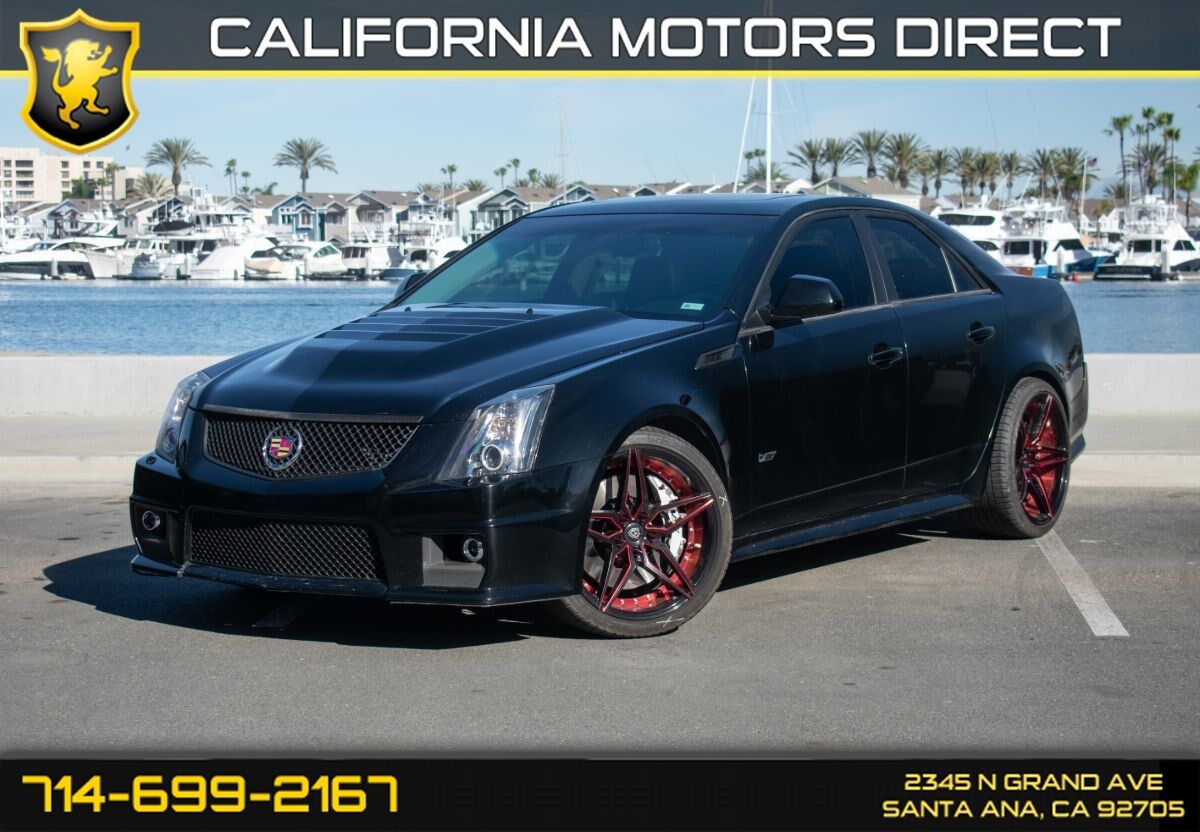 Used Cadillac CTS V For Sale   Carsforsale.com®