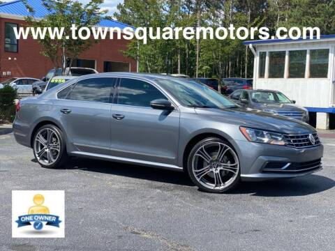 2017 Volkswagen Passat for sale at Town Square Motors in Lawrenceville GA