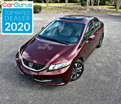 2013 Honda Civic for sale at Brothers Auto Sales of Conway in Conway SC