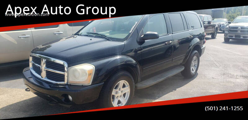 2004 Dodge Durango for sale at Apex Auto Group in Cabot AR