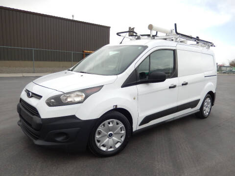 2014 Ford Transit Connect Cargo for sale at A&D Enterprises in Spanish Fork UT