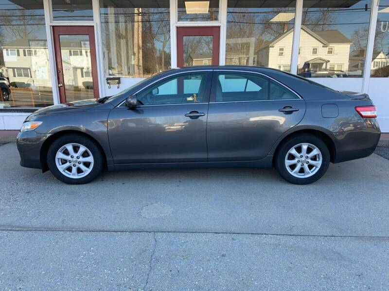 2011 Toyota Camry for sale at O'Connell Motors in Framingham MA